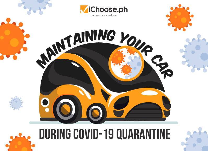 Maintaining Your Car During COVID-19 Quarantine featured image